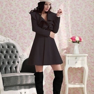 Link to New Fashion Women Overcoat Jacket  Size:M-Xxl Similar Items in Women's Outerwear