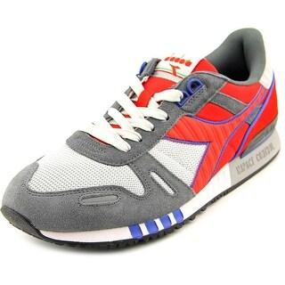 Diadora Titan II Men Round Toe Synthetic Gray Sneakers