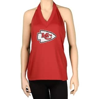 """All Sport Couture Ladies NFL """"Blown Coverage"""" Halter