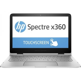 "HP Spectre 13-4010LA 13.3"" Touch Laptop Intel Core i5-5200U 2.2GHz 4GB 256GB W10"