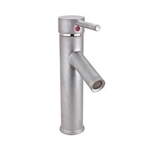 Bathroom Faucet Satin Nickel Single Hole 10 H Renovator's Supply