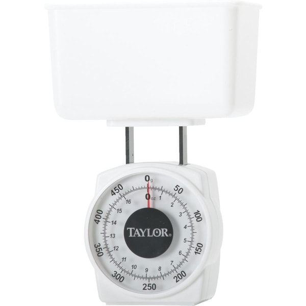 Shop Taylor 1Lb Food Scale   Free Shipping On Orders Over $45   Overstock    12260344