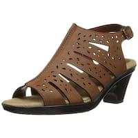 Easy Street Women's Kamber Heeled Sandal