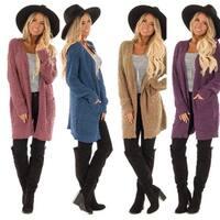 Women's Plush Versatile Warm Thick Coat