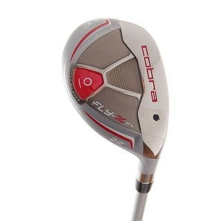 New Cobra Ladies Fly-Z XL (Red) Hybrid #3 22* Graphite 55g RH +HC