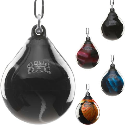 "Aqua Training Bag 12"" Head Hunter Hybrid Slip Ball/Punching Bag - 35 lbs. - 35 lbs."