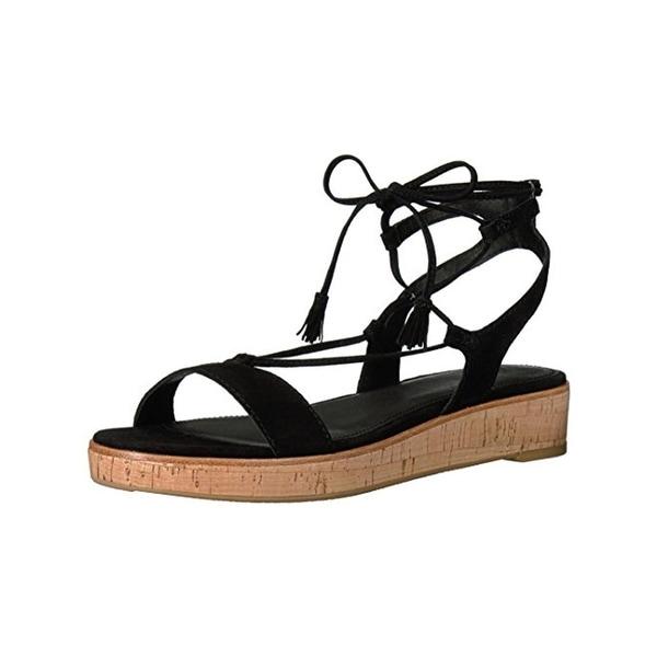 64214c311c5 Shop Frye Womens Miranda Gladiator Sandals Suede Cork - 8 medium (b ...