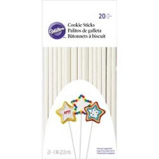 "8"" - Cookie Sticks 20/Pkg"
