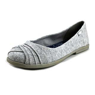Rocket Dog Jenneva Round Toe Canvas Ballet Flats