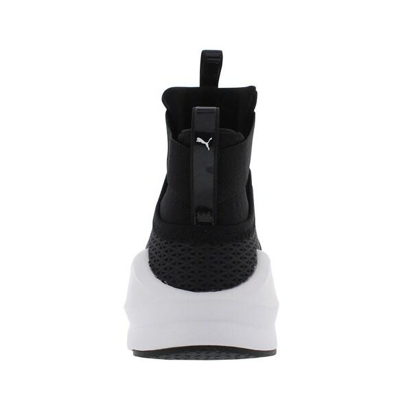 puma fierce strap training shoes