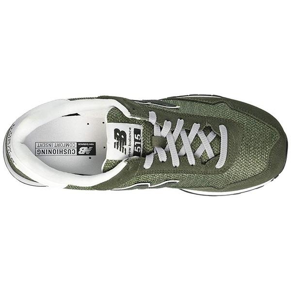 515V1 Sneaker, Dark Covert Green