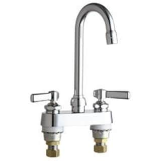 Chicago Faucet Company 283752 Ecast Lav With Gn Sptu0026 Cart