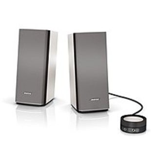 Bose Companion 20 329509-1300 Multimedia Speaker System for PC - (Refurbished)