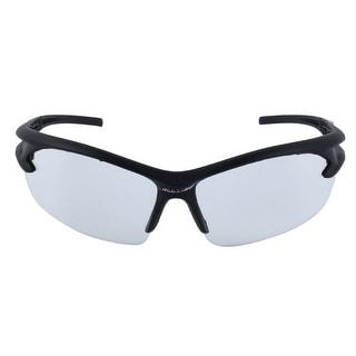 ROBESBON Authorized Unisex Polarized Sunglasses Frameless Cycling Glasses Clear