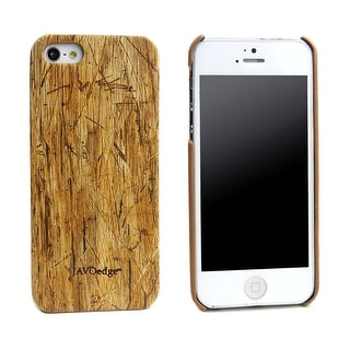 JAVOedge Lumberjack Back Cover for the Apple iPhone 5 - Brown
