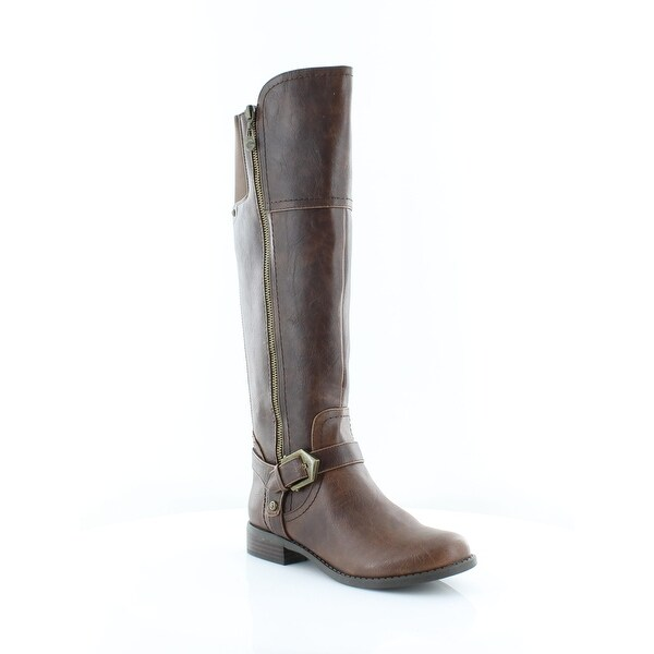G by Guess Hailee Women's Boots Dark Brown