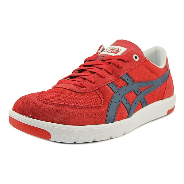 Shop Onitsuka Tiger By Asics Pine Star Court Lo Round Toe