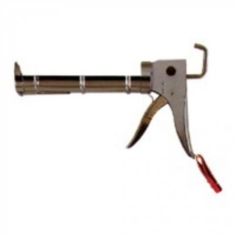 Mintcraft CT-905C Heavy Duty Ratchet Rod Caulk Gun, 1/10 Gallon, 9""