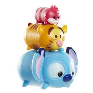 Disney Tsum Tsum 3 Pack: Cheshire, Tigger, Stitch - multi