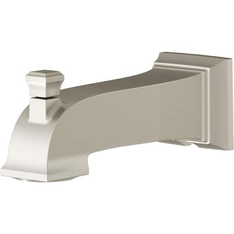 """American Standard 8888.109 Town Square S 7-5/16"""" Integrated Diverter Tub Spout -"""