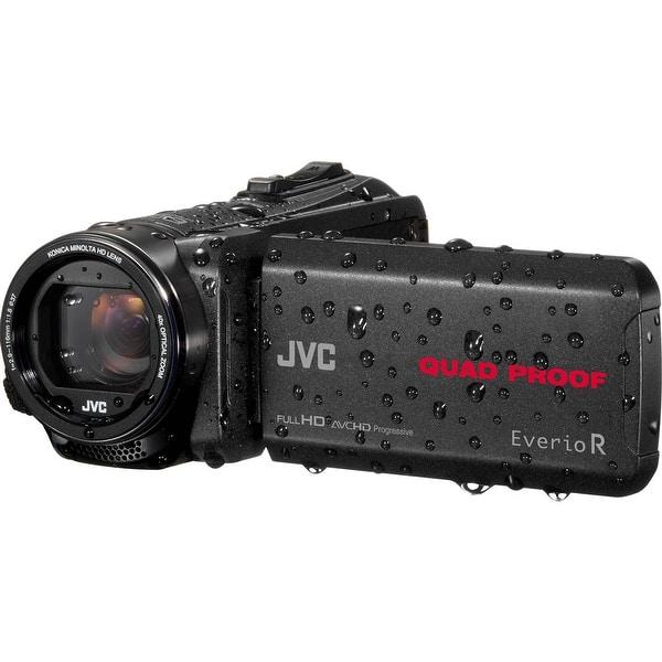 Jvc Everio Gz R550bus 32gb Quad Proof