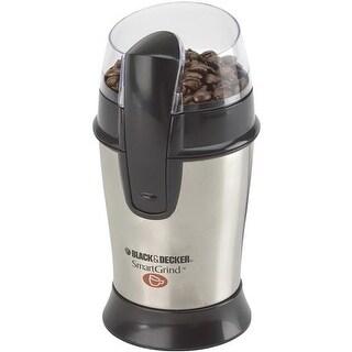 Spectrum Brands/Black & Decker Ss Coffee Grinder CBG100S Unit: EACH