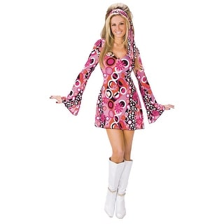 Feelin' Groovy Costume, Hoty 70s Costume
