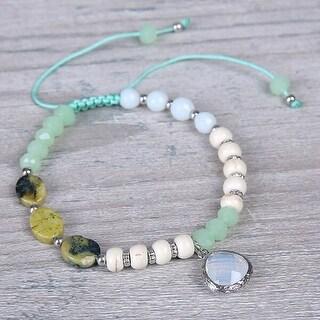 Mad Style Green Fiji Bracelet