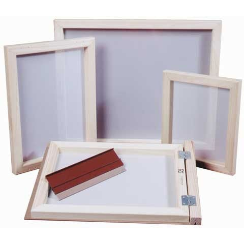 shop speedball screen printing frames 16 x 20 free shipping