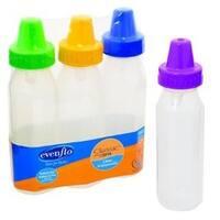Evenflo Classic Clear 8-oz Bottle - 3 Pack