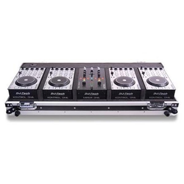FIRST AUDIO MANUFACTURING HYBRID101 4-Deck Midi Controller Traktor Pro