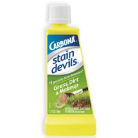 Carbona 409/24 Stain Devils #6 Grass, Dirt & Makeup Remover 1.7 Oz