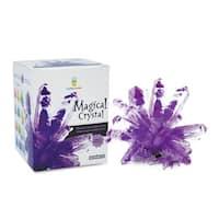 Tedco Toys MC1003 Magical Crystal - Amethyst Purple