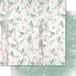 """Lovebird - Bella! Rustic Charm Double-Sided Cardstock 12""""X12"""" (10/Pack)"""