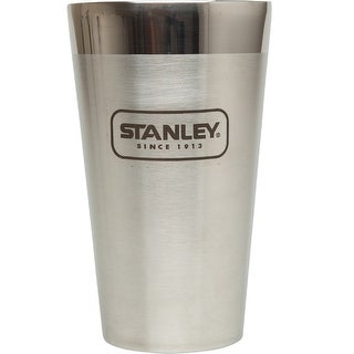 Stanley Adventure 16oz. Stacking Vacuum Pint-Stainless Steel 10-02282-002