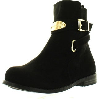 Michael Kors Girls Youth Emma May Low Designer Fashion Ankle Boots