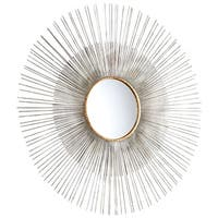 Cyan Design 5539 Large Pixley Rounded Mirror - N/A