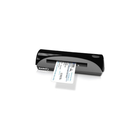 Ambir PS667-AS Ambir PS667 Simplex A6 ID Card Scanner - 48 bit Color - 24 bit Grayscale