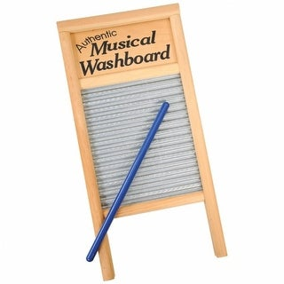 Musical Washboard