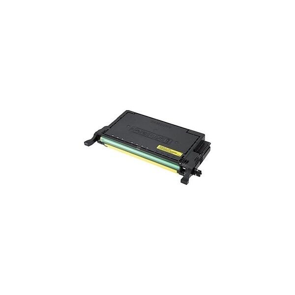 Samsung CLT-Y609S High-Yield Yellow Toner Cartridge Toner Cartridge