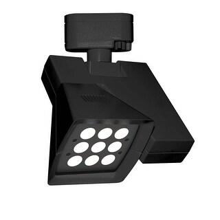 "WAC Lighting H-LED23E Logos H-Track 9"" Tall LED Track Head - 19 x 32 Elliptical Beam Spread and 23 Watts - N/A"
