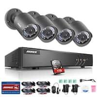 ANNKE 8CH 720P 4 HD Video Surveillance Cameras System