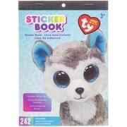 Slush Husky - Beanie Boos Sticker Book
