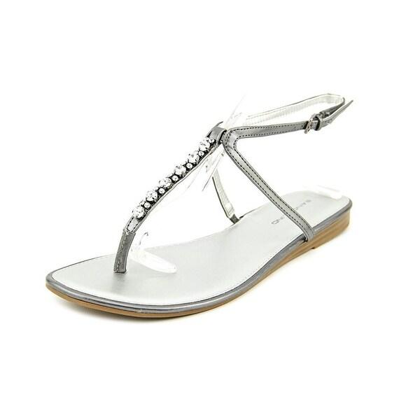 Bandolino Dayne Open Toe Synthetic Sandals