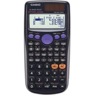 """Casio FX300ESPLS-TP Casio FX-300ESPLUS Scientific Calculator - Battery/Solar Powered - 3.2"""" x 0.4"""""""
