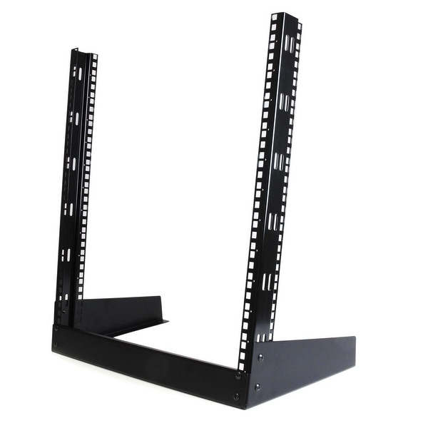 "Startech 12U 19"" Desktop Open Frame 2 Post Rack"