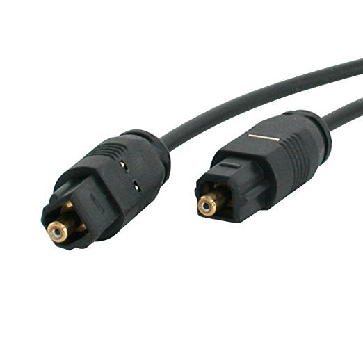 Startech - Thintos3 3Ft Thin Toslink Digitalnoptical Audio Cable