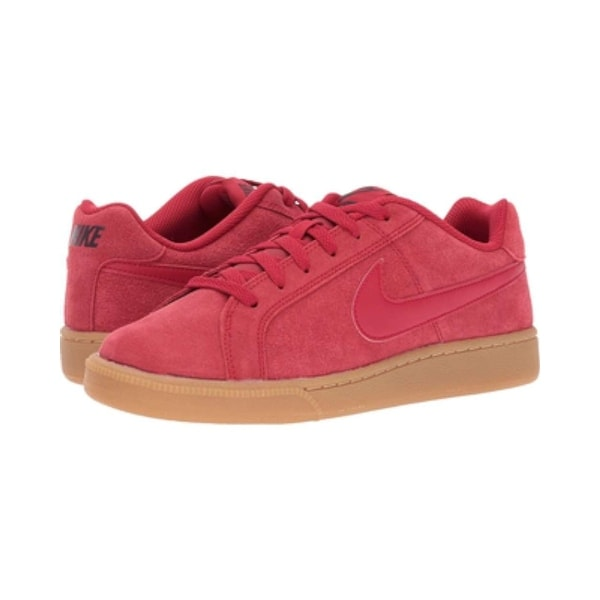 Nike Womens Royal Suede Low Top Lace Up Fashion Sneakers - 11.5