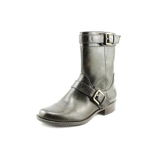 Bandolino Tuvo Women Round Toe Synthetic Mid Calf Boot