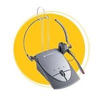 Plantronics S12 S12 Telephone Headset System